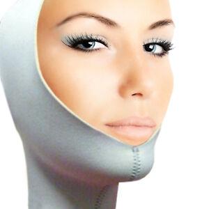 US Face V-Line Slim Lift Up Mask Chin Cheek Slimming Strap Belt Anti-Aging Band