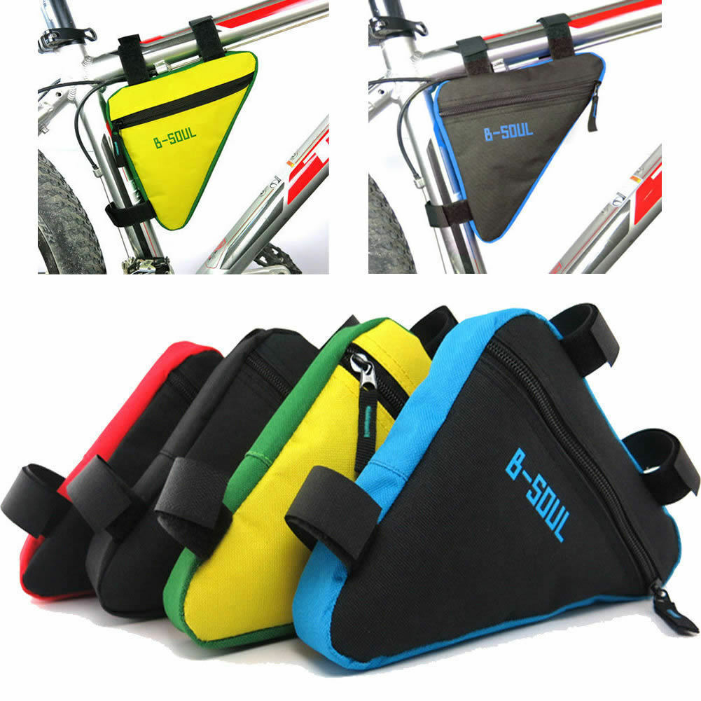 Fahrradtasche Fahrrad Dreieck Tasche Rahmentasche Bike Triangle Bag 4 Farbwahlen
