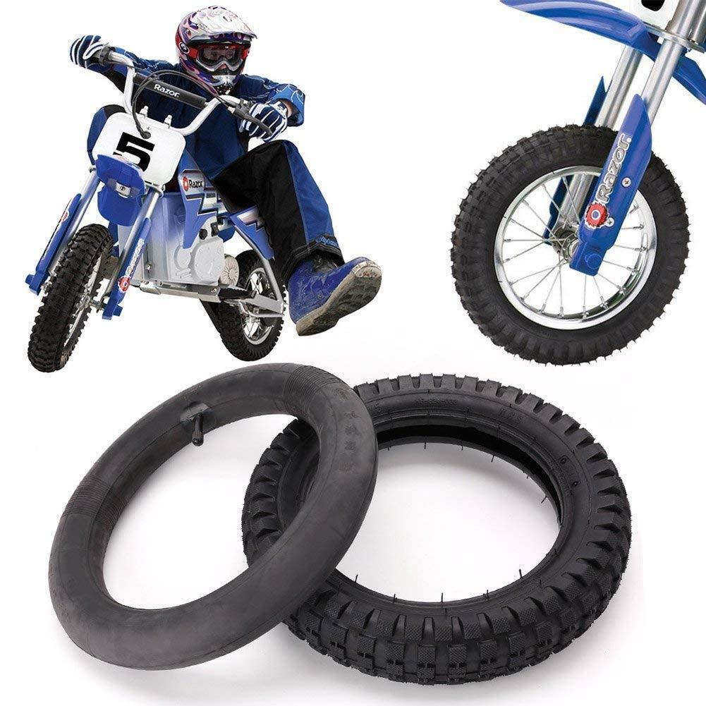 Tubes Set For Dirt Bike Motorcross Honda 2 pcs 12 1//2 x 2.75  12.5 x 7.5 Tyres
