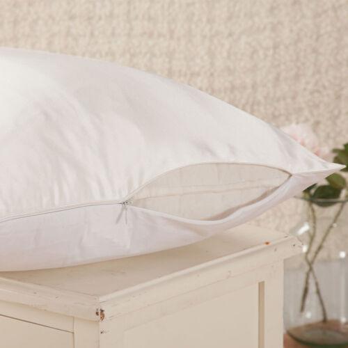 Silk Pillowcase 100% Mulberry Silk Pillow Case Cover Sham wi