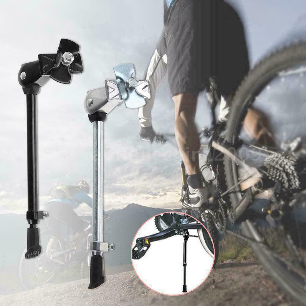 Mountain Bike Bicycle Cycle Kick Stand Adjustable Rubber Foot Heavy Duty Sell