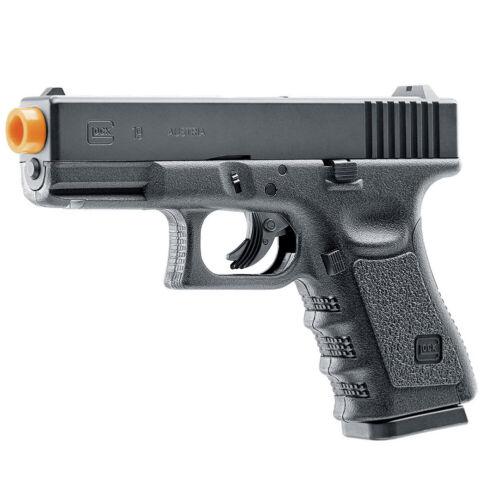 UMAREX Licensed GLOCK™ 19 Gen3 Co2 Power Non-Blowback NBB Airsoft Pistol 2275200