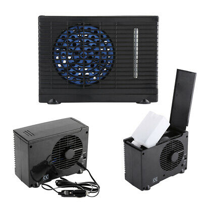 DC 12V Car Air Conditioner Portable Fan Personal Space Air Cooler / Humidifier