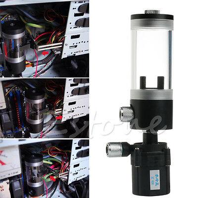 190mm Cylinder Water Tank + SC600 Pump 600L/H Computer Water