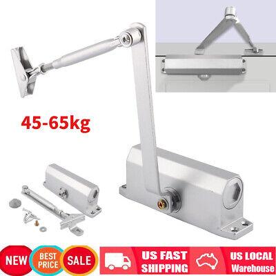 Adjustable Overhead Door Closer 45-65kg Two Independent Valves Control Tool