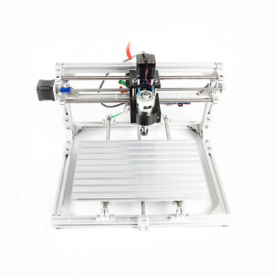 Cnc 3018 Pro Desktop Engraving Machine 3 Axis Pcb Milling Woodworking Router New