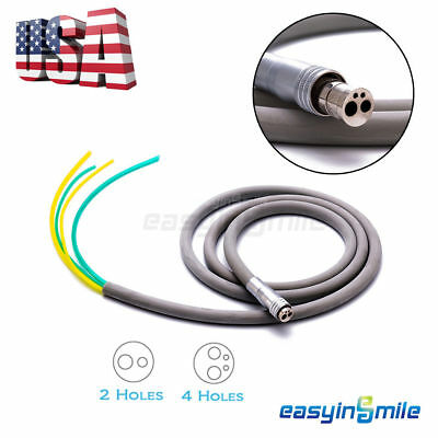 Easyinsmile Dental 24 Hole Silicone Tubing Hose For Air Turbine High Handpiece