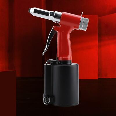 Pneumatic Air Hydraulic Rivet Gun Riveter Industrial Nail Riveting Tool Usa New