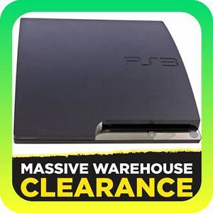 Sony Playstation 3 Slim Console PS3 160GB - No Controller Tullamarine Hume Area Preview