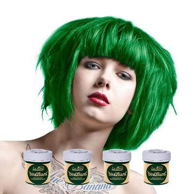 La Riche Directions Haartönung - Apple Green Auswaschbare Haarfarbe 4er Pack