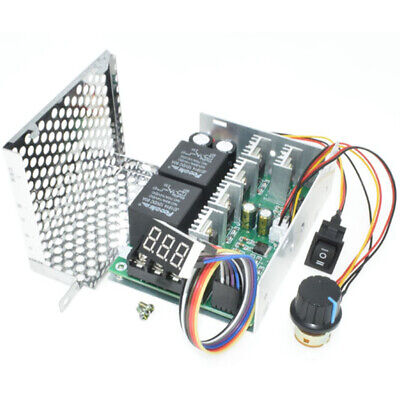 Treadmill Speed Controller Tachometer Stepless Motor Governor Digital Display