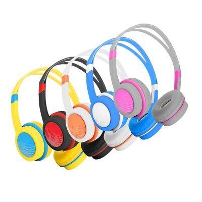 Kopfhörer 85dB Begrenzter Gehörschutz On-ear Headset für Kinder