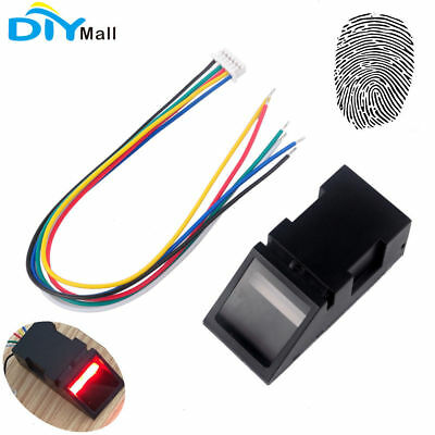 Optical Fingerprint Reader Sensor Collector Module For Arduino Mega2560 Uno R3