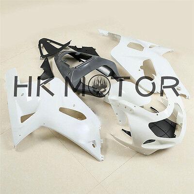 Unpainted ABS Plastic Fairing Cowl Bodywork Set For SUZUKI GSXR 600 750 2001-200 (200 Gsxr 600)
