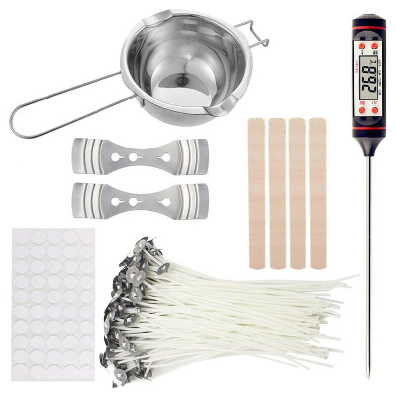 Candle making kit soy wax flakes for candle making candle DIY tool