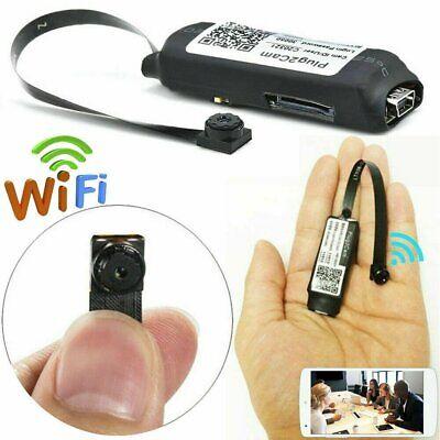 Mini Wireless IP Spy Hidden Camera WIFI 1080P HD For Home Surveillance Camcorder