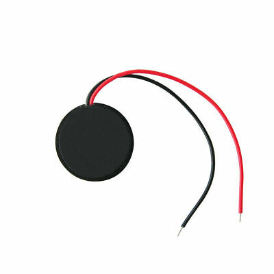 High Impedance Piezoelectric Piezo Audio Transducer Annunciator Crystal Radio
