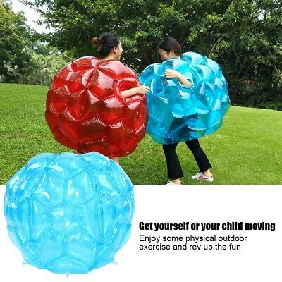 2pcs Bumper Body Inflatable Bubble Zorb Ball Wearable Children Game for Outdoor - Inflatable Body