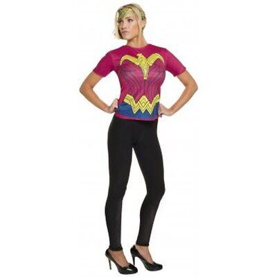 Wonder Woman Costume Top and Headpiece Batman v Superman Dawn of Justice DC](Superman And Wonderwoman Costumes)