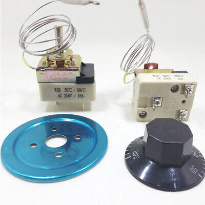 Adjustable Base Temperature Controller Universal Mechanical Switch Thermostat