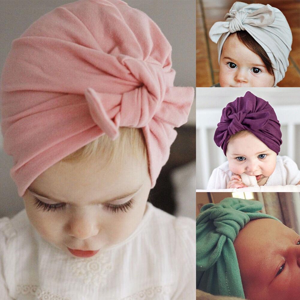 Baby Kinder Bandana Kopftuch Haarband Stirnband Kopfbedeckung Mütze Haarschmuck