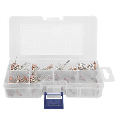175pcs Mini Photo Resistor Kit Gl5506 Gl5516 Gl5526 Gl5528 Gl5537 Gl5539 Gl5549