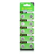 10 Pcs 1.55V AG10 LR54 LR1130 L1131 389 189 Alkaline Batteries Button Cell Coin