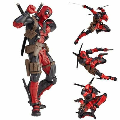 Marvel Legends X-men Deadpool Action Figure Xmas Thanksgiving Birthday Toy Gift
