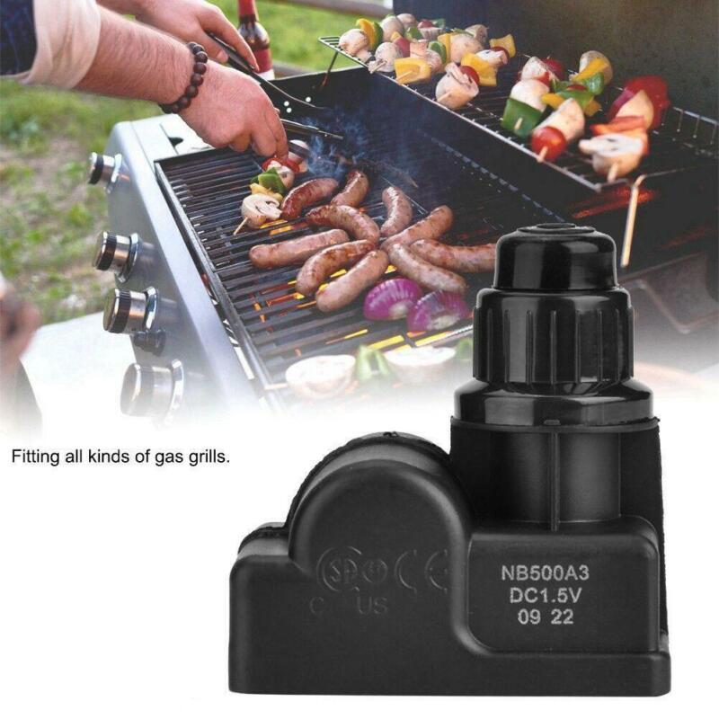 Funkengenerator-Druckknopf-Zünder 2/5 Steckdose AA-Batterie BBQ-Gasgrill Am best