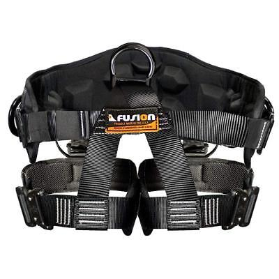Fusion Climb Tac Rescue Tactical Half Body Padded Heavy Duty Harness 23kN L/XL
