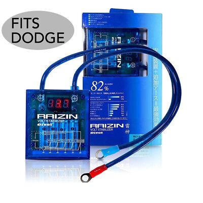 - Voltage Stabilizer Increases Horsepower Torque for Dodge