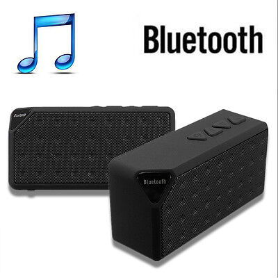 Bluetooth Wireless Speaker Mini Portable Super Bass For iPhone phone Tablet PC Y