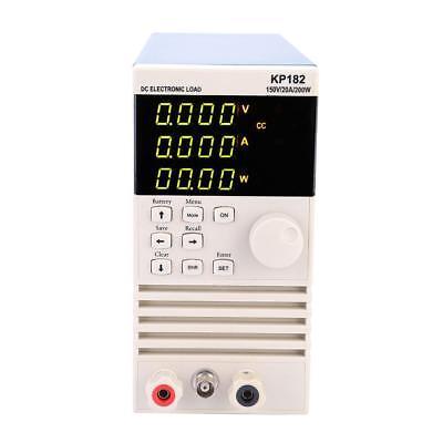 Ac 110v220v Kp182 Single Channel Electronic Dc Load Test Meter 200w150v20a B3