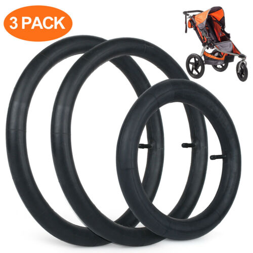2PC 16x1.75 Rear + 1PC Front Inner Tube for Bob Jogging Stro