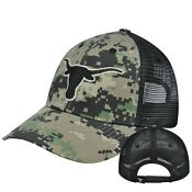 Texas Longhorns Camo Cap