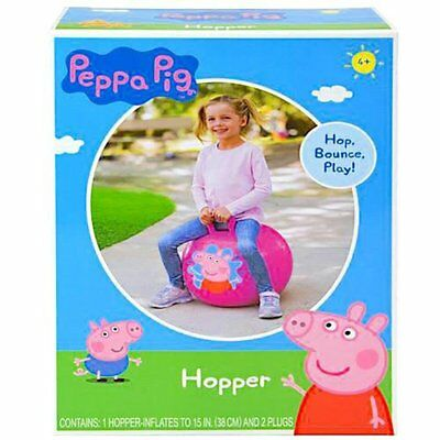 Peppa Pig Hopper Ball Bouncing Ball 15  Inches