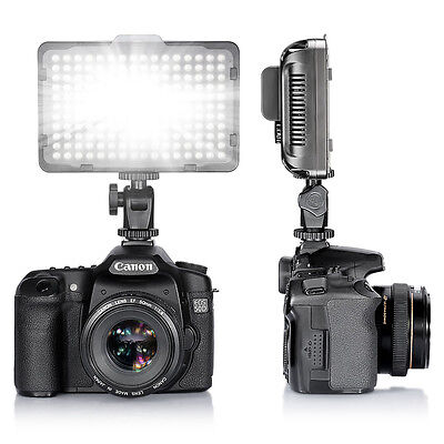 PT-176S On Camera LED Video Light for Canon,Nikon,Sony