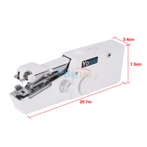 single portable stitch sew hand held sewing machine quick. Black Bedroom Furniture Sets. Home Design Ideas