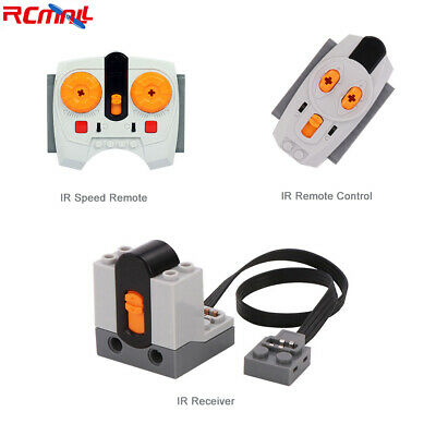 For Lego Infrared Ir Receiver Remote Controller Speed Regulating Control