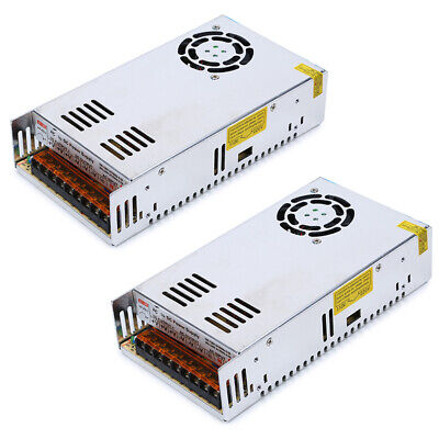 2x Dc 12v 30a Amp 360w 110v 220v Power Supply Led Strip Light 12 Volt 110 220 Ac
