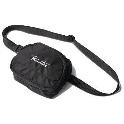 Primitive Men's Nuevo Shoulder Bag Black Travel Accessory Hiking