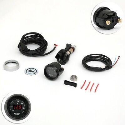 30-4110 6-in-1 Digital A/F Wideband UEGO O2 Controller Gauge(Bosch 4.9 LSU)