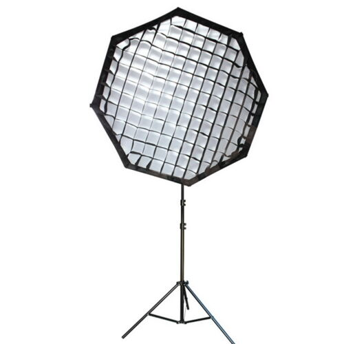 "Neewer Portable Octagon Softbox with Grid Bowens Mount  30""x30"" Beehive"