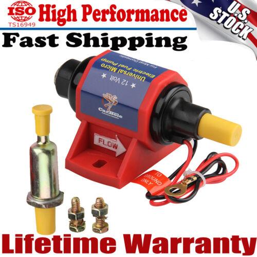 Brand New Fuel Pump Electric Carburetor Domestic Gasoline 4-7 PSI 35 GPH US