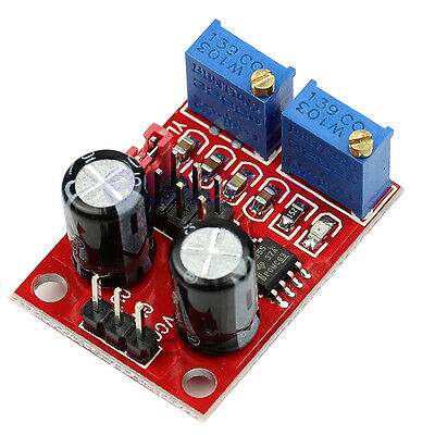 Adjustable Duty Cycle Ne555 Frequency Square Wave Stepper Motor Driver Module