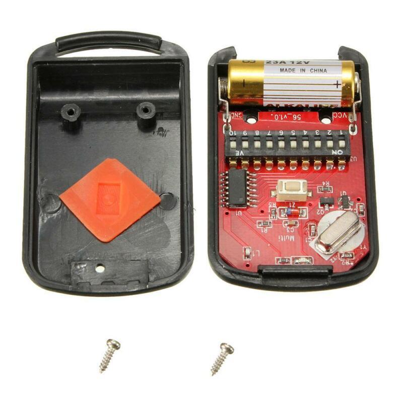 Garage Door Mini Remote Control Gate Opener Transmitter