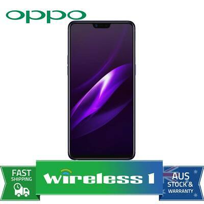 Android Phone - [CPO - As New] OPPO R15 4G 128GB Dual SIM Unlocked Phone - Purple