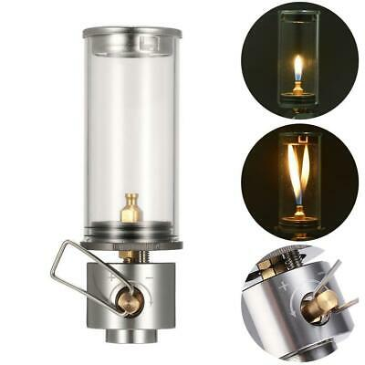 Campingaz Round Small S replacement gas lamp lantern glass globe shade