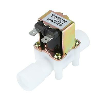 12v 12 Nc Plastic Electric Solenoid Valve Magnetic Water Air Normally Closed