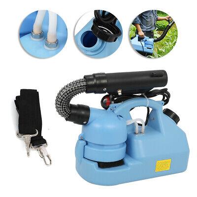 7L Eléctrico ULV Fogger Disinfection Rociador Mosquito Killer Home Garden